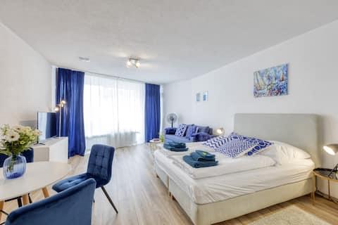 My Best Apartment mit ★Pool & Sauna★ am Bodensee