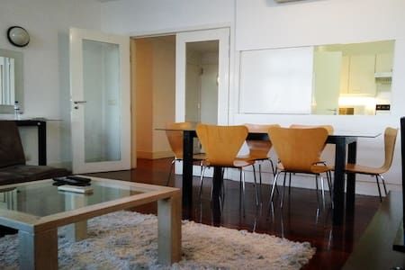 Elegant 2-bedroom apt. in safe and central Polana - Lakás