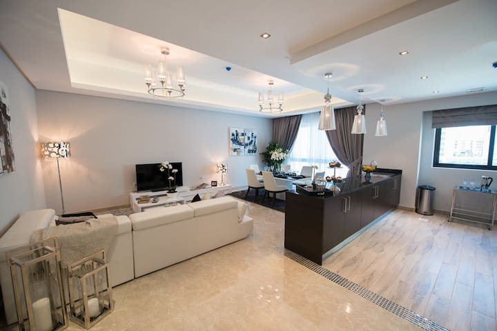 Al Manzil Residence Seef - 01