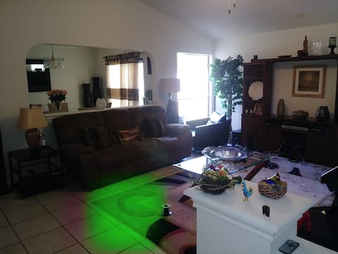 1 room for rent shared with large house.