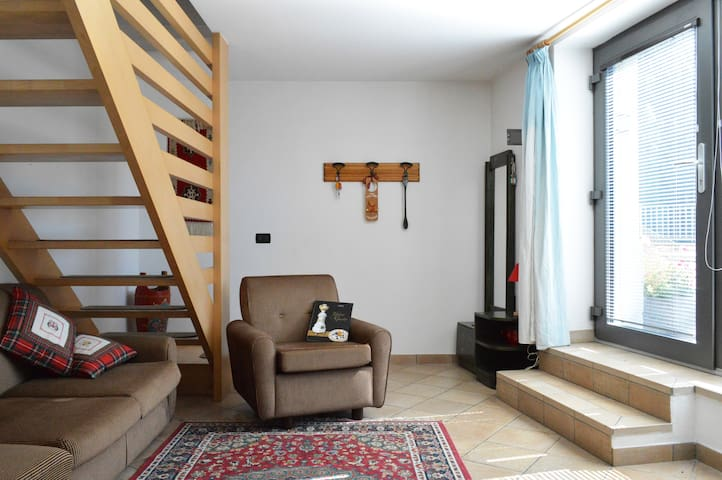 Apartment in Val di Fiemme (Dolomites) - 4 pax - Castello-Molina di Fiemme - Apartment