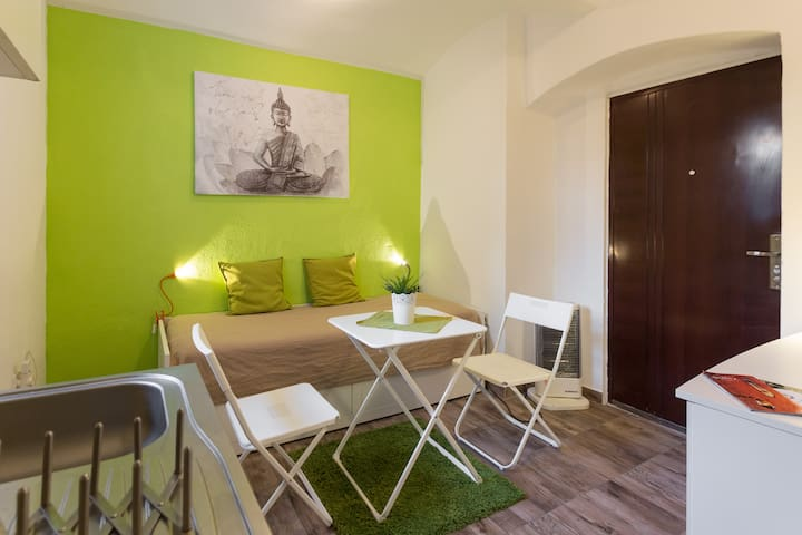 AS CUTE AS IT GETS! (center studio) - Zagreb - Appartement