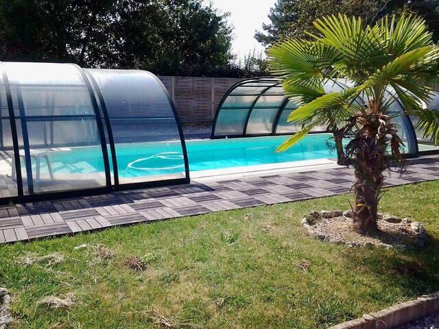 Maison Avec piscine à Chambord