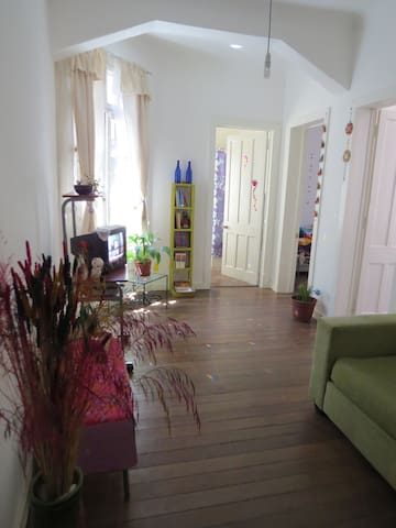 Beautiful room / Bella habitación - Valparaíso - Appartamento