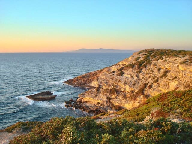 Casetta al mare per famiglie - Mandriola