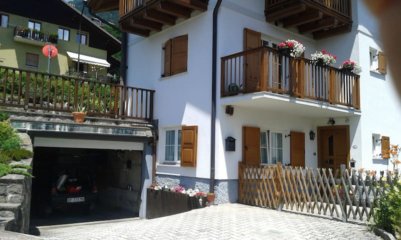 La casota di Sant'Orsola - Sant'Orsola - Haus