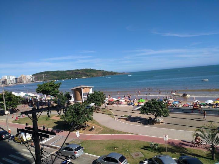 Apartamento Beira Mar Praia do Morro Guarapari-ES