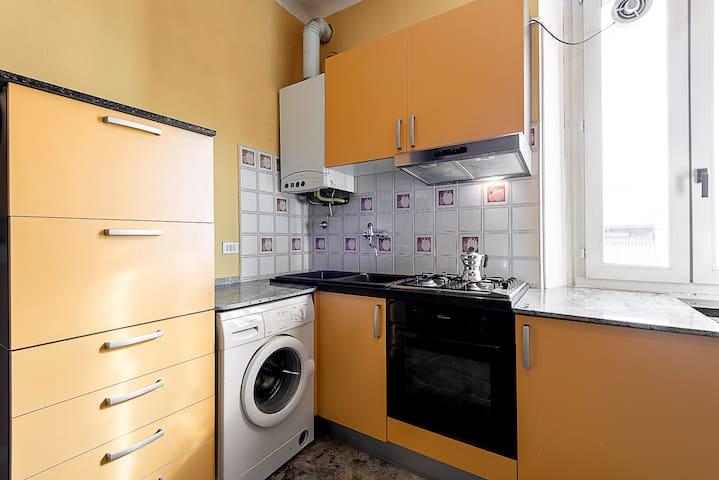 BnB Pavia, Dimora Fossano  - Pavia - Appartement