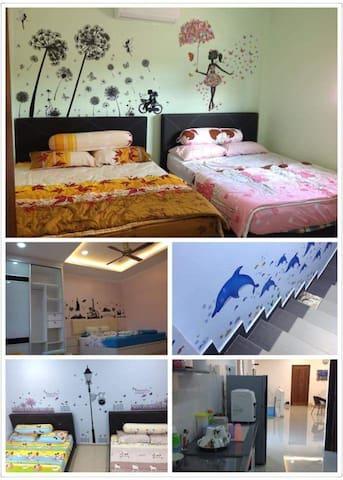 153 Kuala Sepetang Homestay