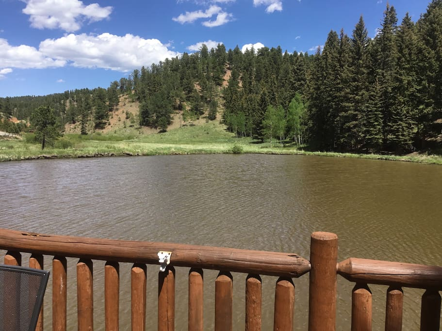 One of the Trout Ponds