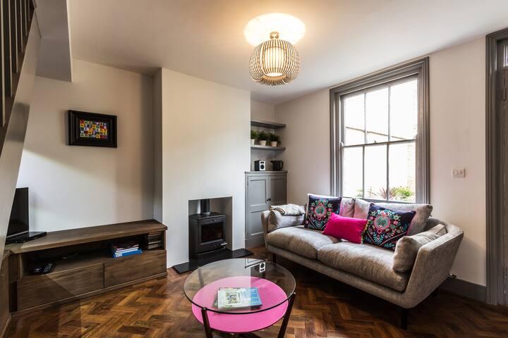 City centre riverside cottage - Canterbury - Dům