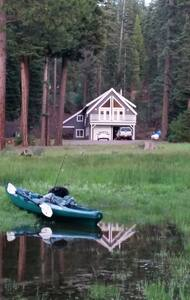 Almanor Lake Front Cottage