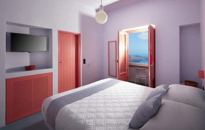 Caldera Edge Suites - Pink Suite (Charm)