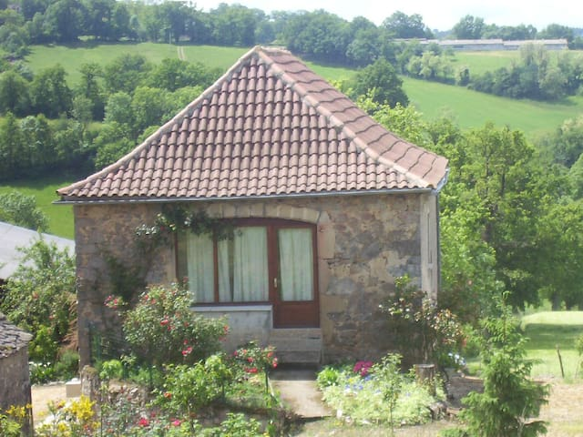 Un gîte calme et reposant - Lescure-Jaoul - Huis