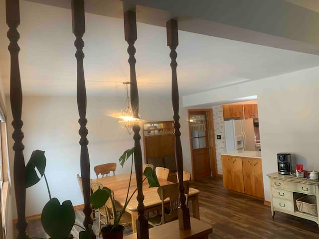 The Breezeway Bungalow in the Heart of River City