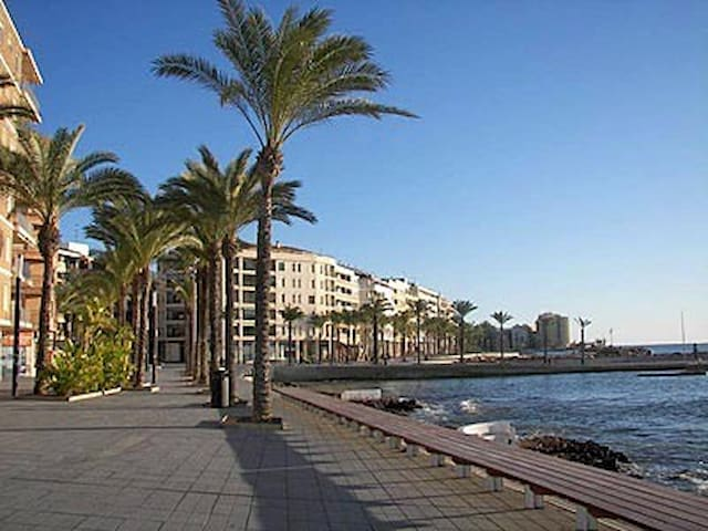 Appartement avec piscine en Espagne  Torrevieja