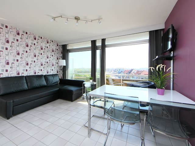 Apartment Residentie Astrid for 2 persons in Bredene