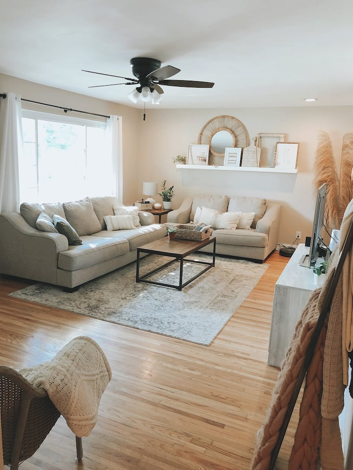 Comfy, Cute, and Cozy Home