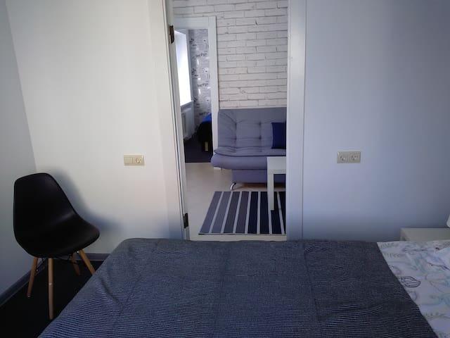 Квартира с двумя спальнями в 250 метрах от Кремля