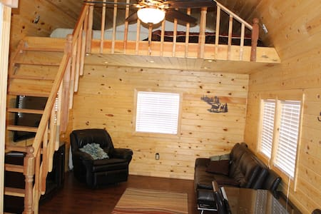 Tiny Cabin on a quiet & private hill in Pinetop! - Cabana