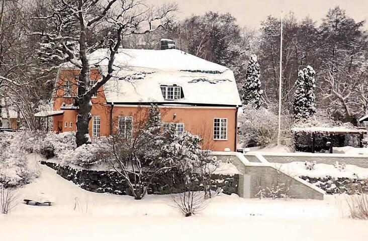 Villa Järla Sjö - Nacka - House