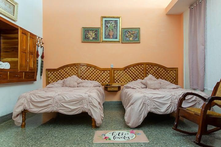 Lovely family room very close to Vidal Park