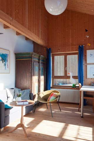 Zimmer 1 (mit Balkon)
