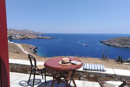 Kythnos - Loutra - House