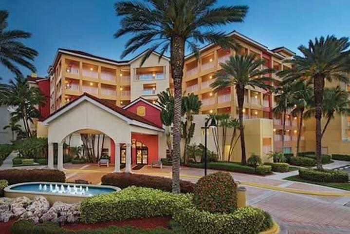 Appart'hôtel 3* Miami