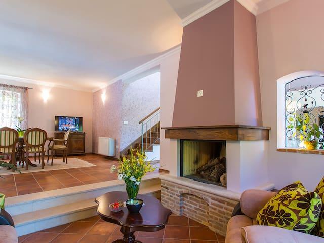 vila Splendida sa privatnim bazenom 50 m2 - Poreč - Casa de camp