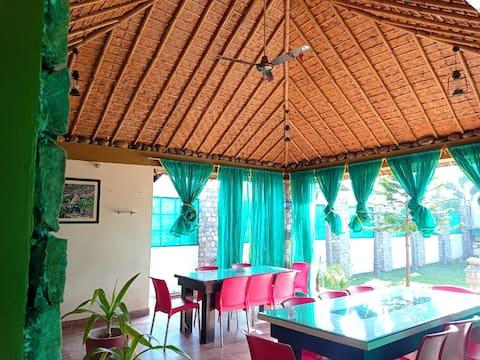 Corbett Jungle Habitat Deluxe Room - Feel the environment of Jungle
