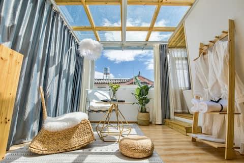 LiYuan Homestay——Intelligent star hammock room