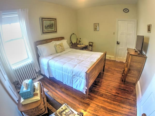 Antique Bedroom - Philadelphie - Bed & Breakfast