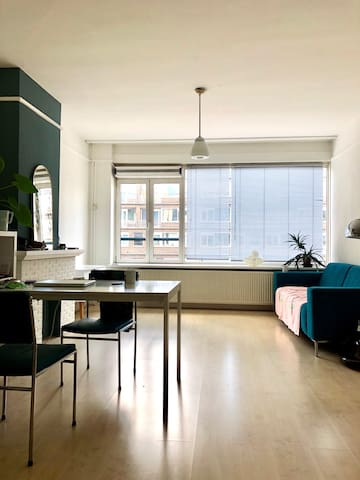 A fancy & cozy apartment in Blijdorp