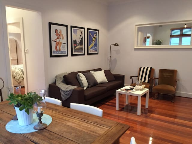 Spacious and stylish 1.5 Bd - Double Bay - Apartmen