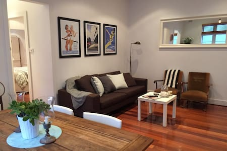 Spacious and stylish 1.5 Bd - Double Bay - Apartamento