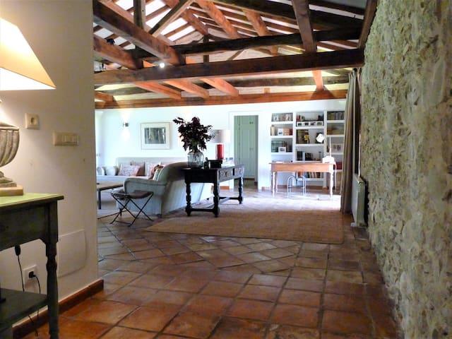 Exquisita casa de campo en plena naturaleza