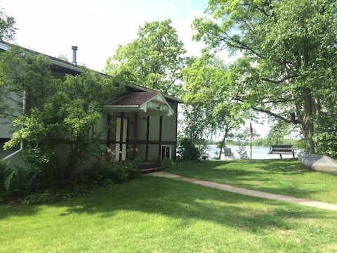 Secluded Northwoods 4 BR Lake Home Dora Lake MN