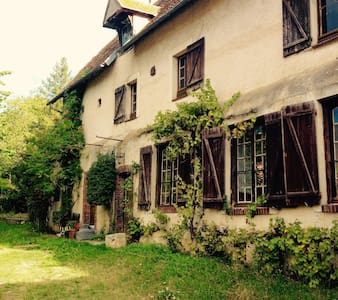 Independent Room in a Home for Artists/Travellers - Saint-Piat - Haus