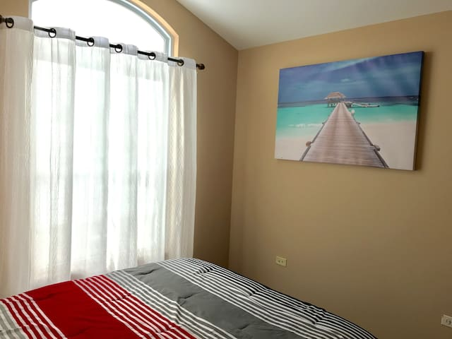 A bedroom in the house 2