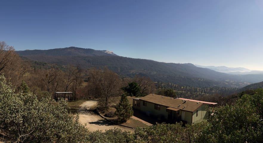 Redwood Mountain View Retreat
