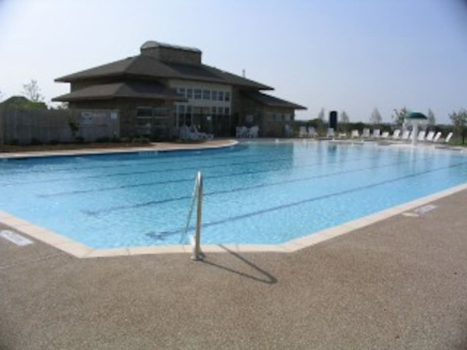 Pool & Hot tub open May-Sept... depending on weather/maintenance.  Gym located in side-open year-round