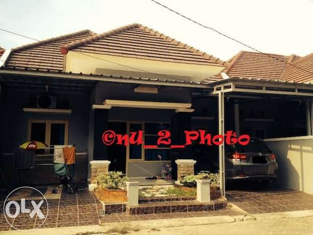 Homy Place to stay in Pangkalpinang - Bangka Belitung Islands - House