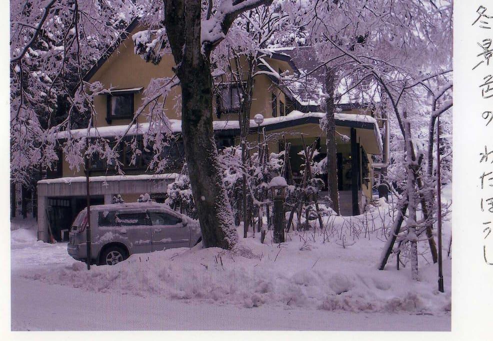 winter wataboshi
