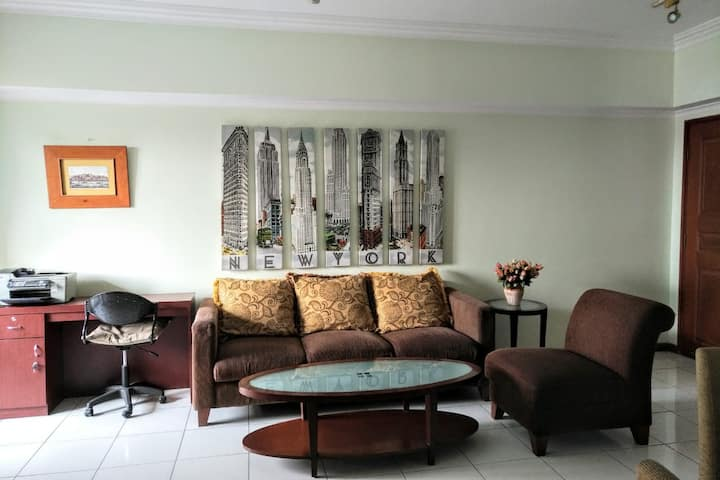 SUDIRMAN TOWER CONDOMINIUM SSEMANGGI