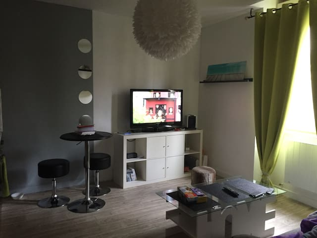 Appartement Tarbes centre - Tarbes - Appartement