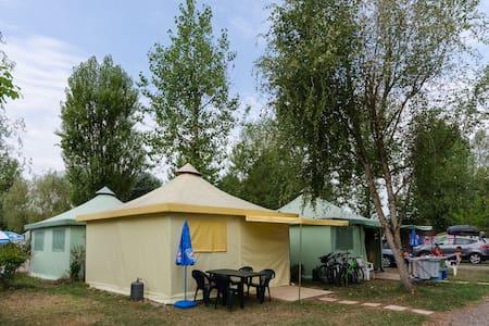Bungalow Toilés insolite - Murs-et-Gélignieux