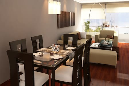 3 BEDROOMS LIVING ROOM DINING ROOM KITCHEN LAUNDRY - Distrito de Lima