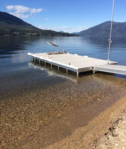 Shuswap Lakeside Retreat - Ház