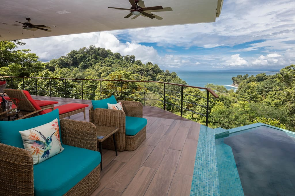 exquisite airbnb costa rica vacation home